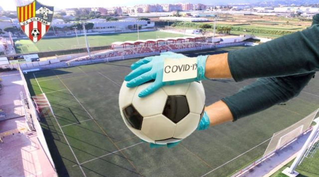 Protocol a seguir per a equips visitants de Futbol 11, llistat d'acompanyants i declaració responsable