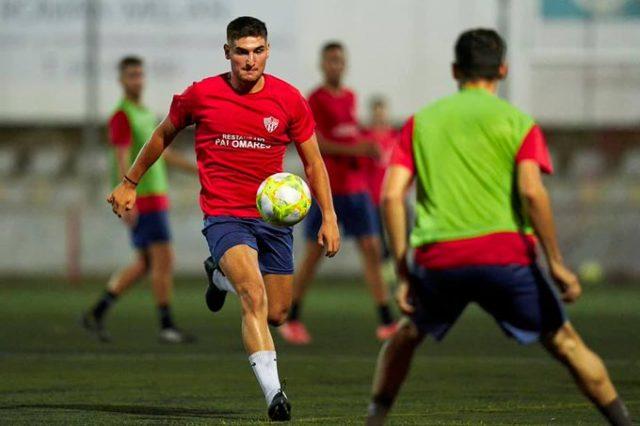 Víctor Granero es torna a sentir futbolista després de superar una greu lesió
