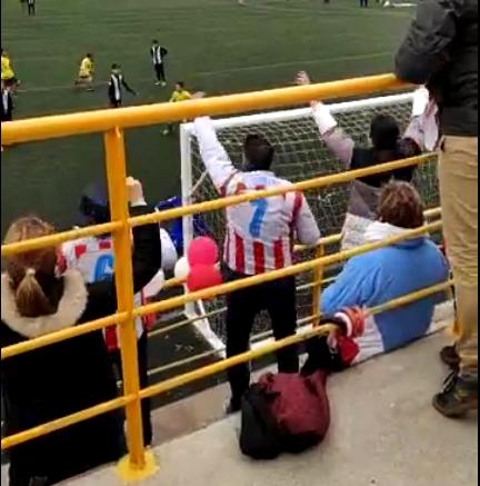 Gol Benjami E Ue Vilassar de Mar - Falta