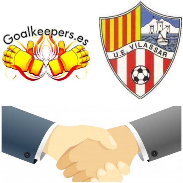 Acord Ue Vilassar de Mar – Goalkeepers.