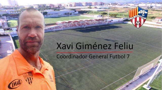 Presentació nou Coordinador General Futbol 7 UE Vilassar de Mar
