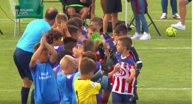 Final Torneig Teide Elite Cup